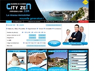 site-agence-immobiliere-moderne