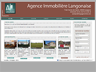 site-immobilier-vintage