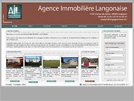 site-immobilier-vintage