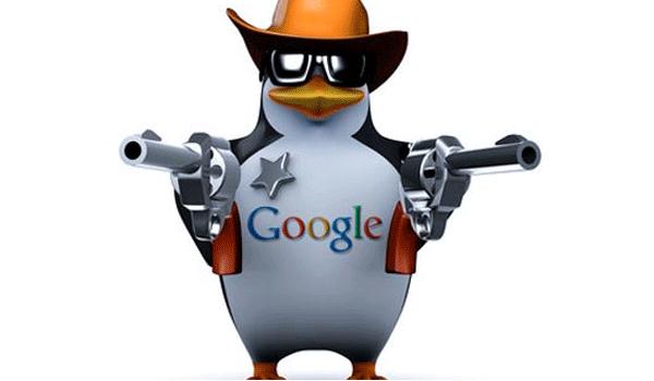 Google Penguin et immobilier