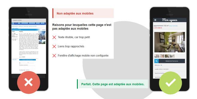 ultimatum google mobile friendly