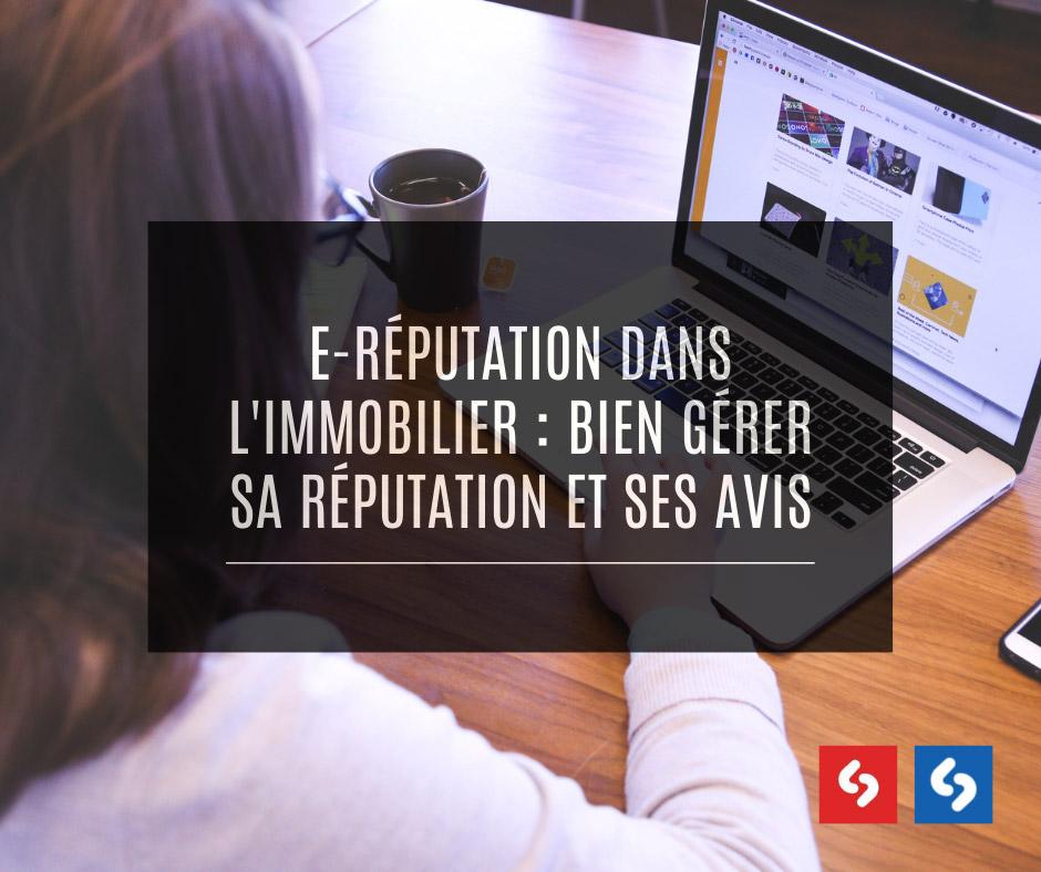 e-reputation immobilier