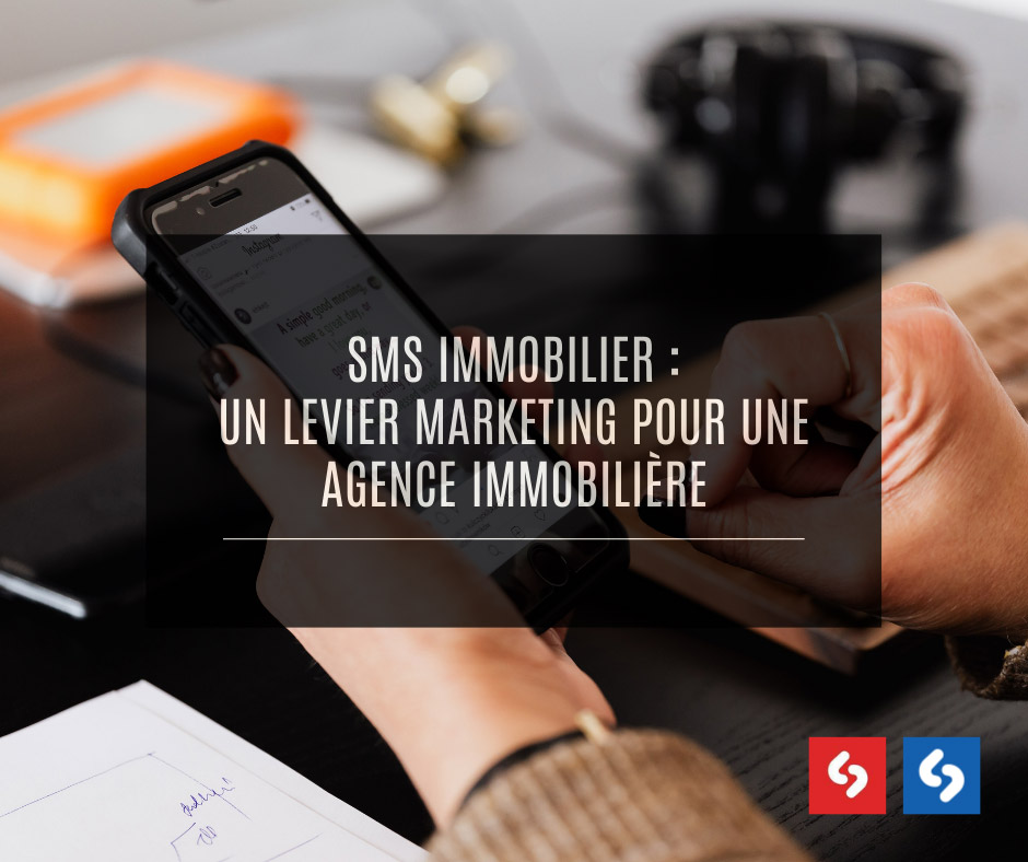 sms immobilier