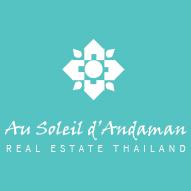 Logo sur mesure Au Soleil d'Andaman