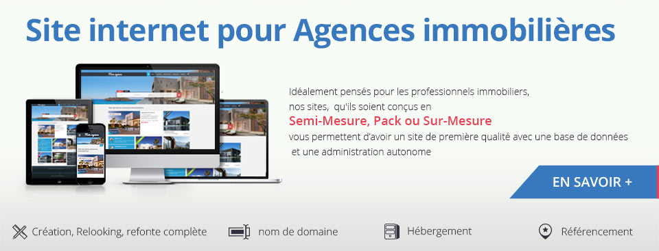 Agence immobiliere ind�pendantes