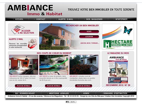 Ambiance Immo & Habitat