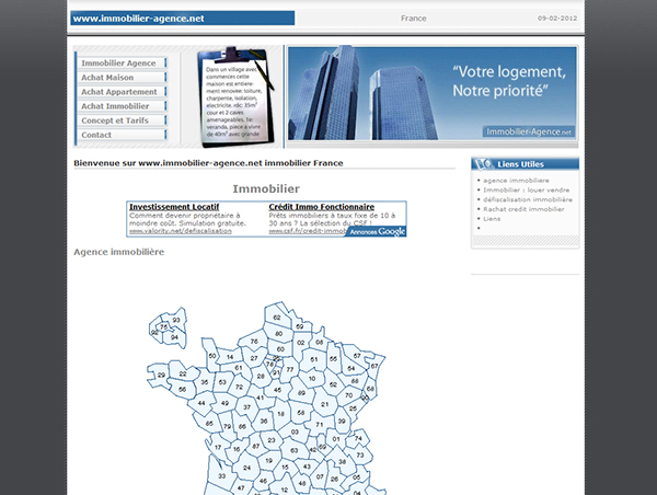 Immobilier Agence