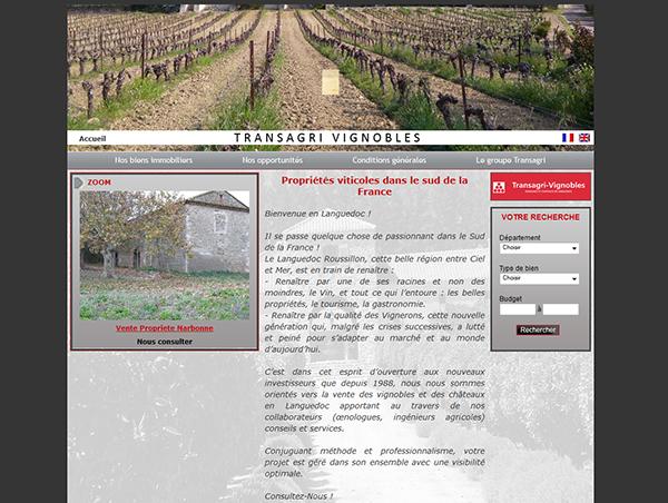 Transagri Vignobles