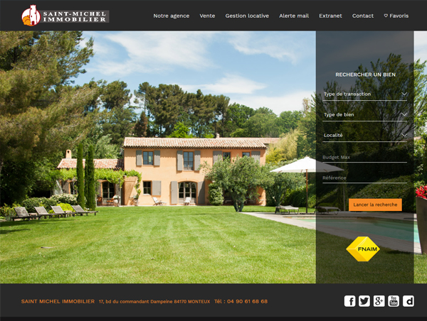 St michel immobilier