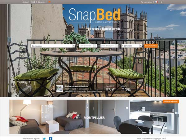 Snapbed