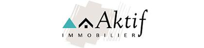 Logo Aktif Immobilier