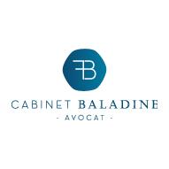Logo Maître Baladine - Avocat