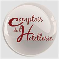 Logo branding Comptoir de l'hotellerie