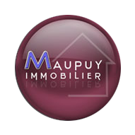 Logo Maupuy immobilier
