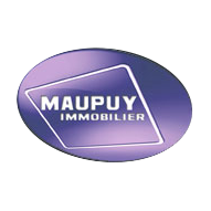 logotype maupuy immobilier
