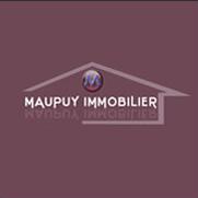logo marque maupuy immobilier