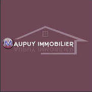 logo signature maupuy immobilier