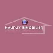 logo société maupuy immobilier