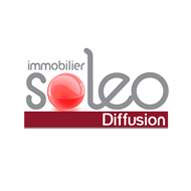 logo immobilier Soleo Diffusion