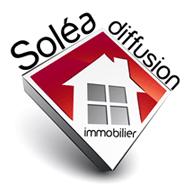 logotype Soleo Diffusion
