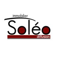 logo signature Soleo Diffusion