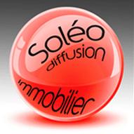 logo rond Soleo Diffusion