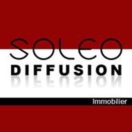 logotype agence Soleo Diffusion