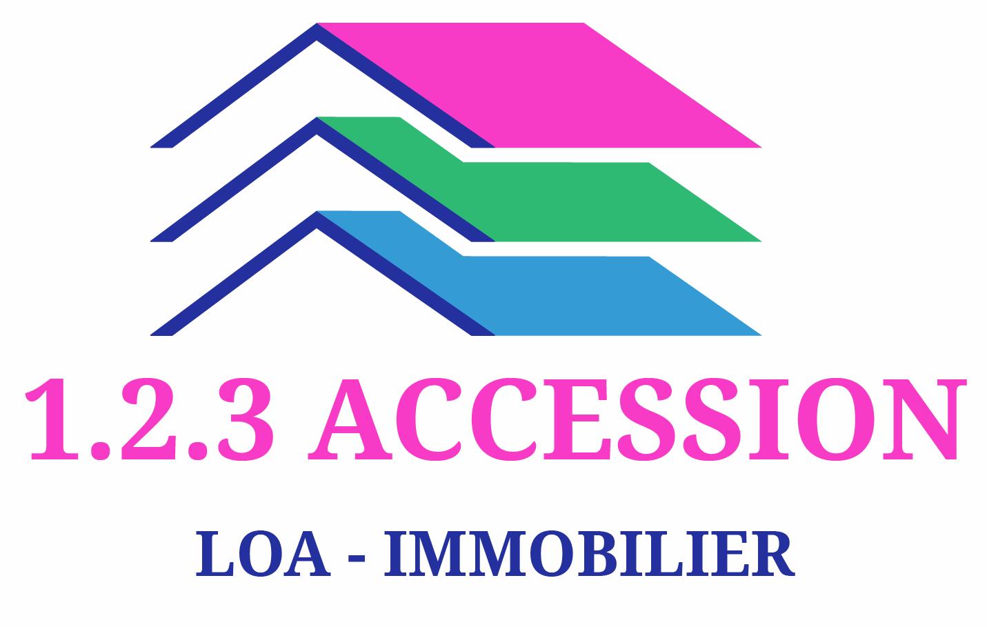 Logo 123 Accession