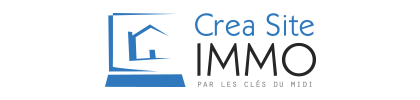 Logotype Créa Site Immo