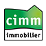 Creation site cimm immobilier