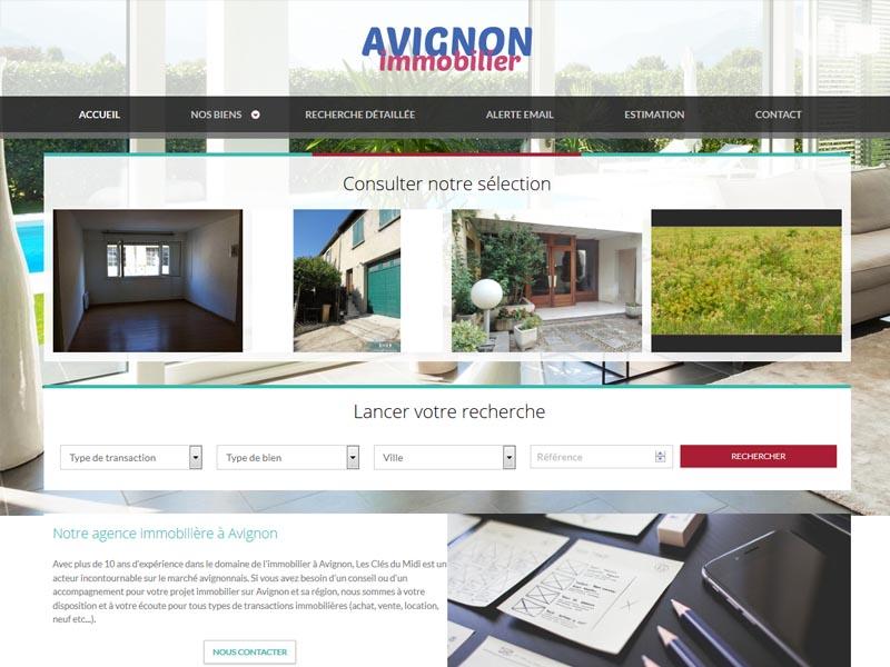 6987c7a80d5469 Création site internet immobilier professionnel pour agence immobiliere